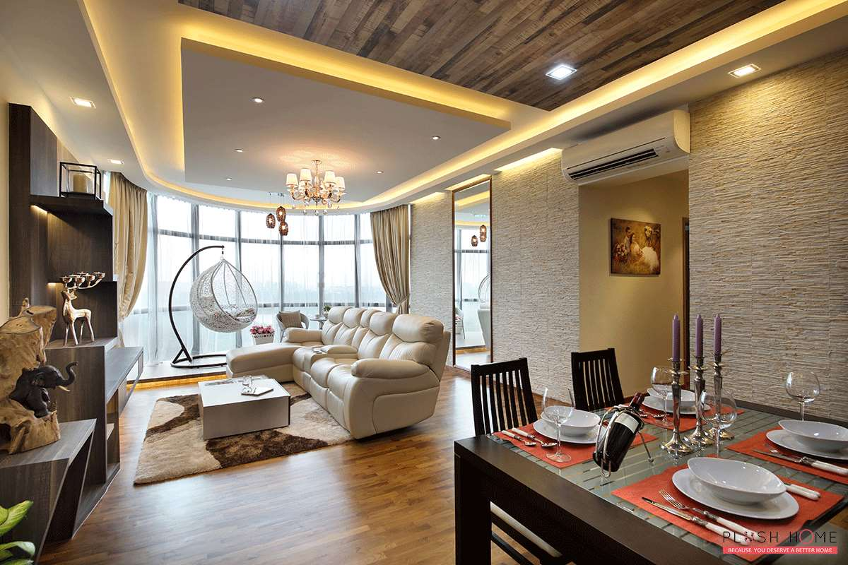 5 Ideas To Make Your False Ceiling More Eye Captivating St Homes
