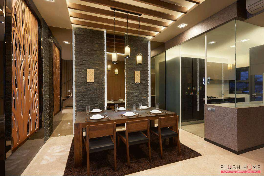 5 Ideas To Make Your False Ceiling More Eye Captivating